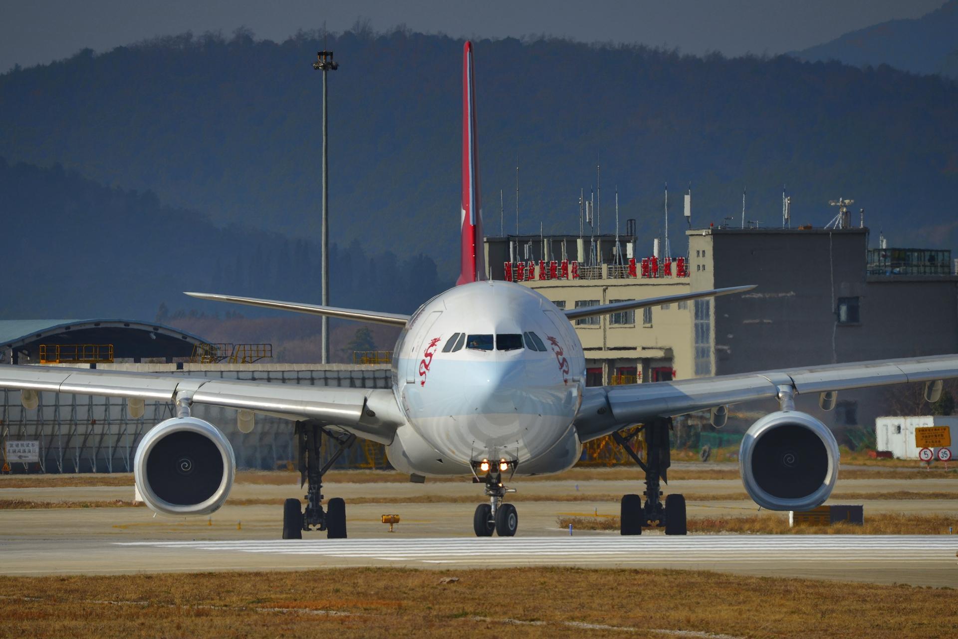 Re:[原创]2020冒泡贴 KMG的日常 AIRBUS A330-300 B-HYG 中国昆明长水国际机场