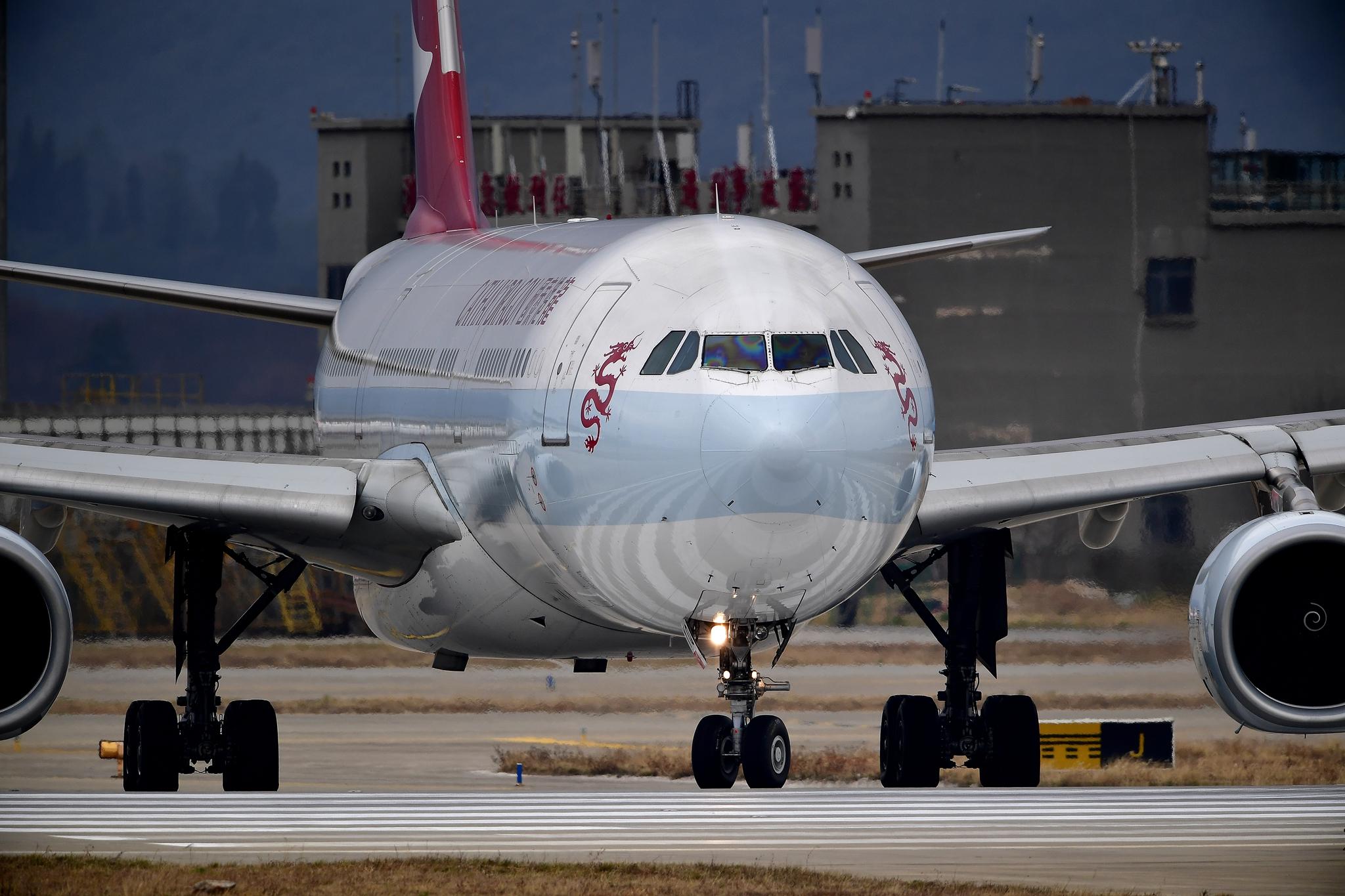 Re:[原创]KMG 庚子年初四再赴长水之约 都是似曾相识 都是熟悉的味道 AIRBUS A330-300 B-HYQ 中国昆明长水国际机场