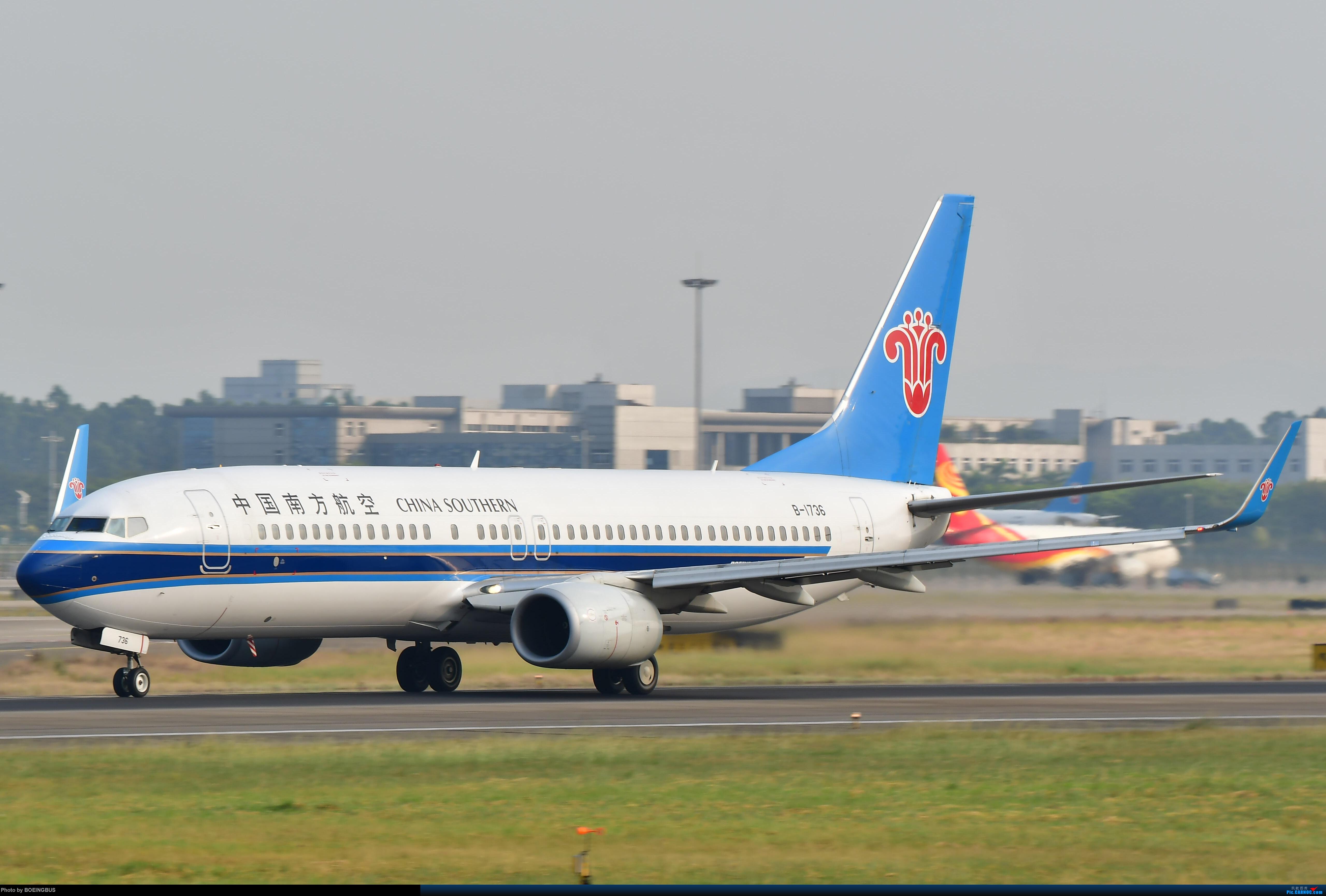 Re:[原创]祝各位飞友新年快乐! BOEING 737-800 B-1736 中国广州白云国际机场