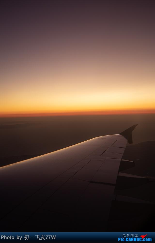 [原创]云上地球,仰望星空 AIRBUS A380 B-6136