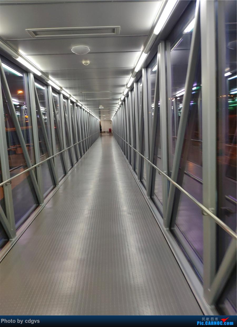 Re:[原创]一次川渝行,感谢遇到的人和事 KMG-CTU CKG-KMG 祥鹏公务舱初体验    中国重庆江北国际机场
