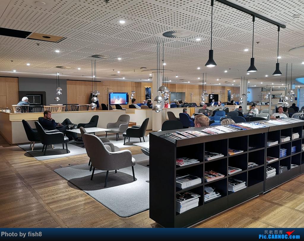 Re:【长春飞友会】fish8(33):LOT波兰航空商务舱体验 CPH-WAW-SIN    丹麦哥本哈根凯斯楚普机场