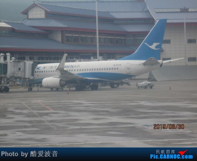 Re:[原创]轻轻松松云南行,擦航322+首航320Neo双体验(2) BOEING 737-700 B-5278