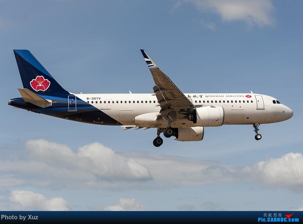 Re:[原创]亚洲的圣马丁-普吉机场拍机 AIRBUS A320NEO B-307V 泰国普吉机场