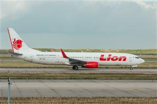 印尼鷹航737-900ER