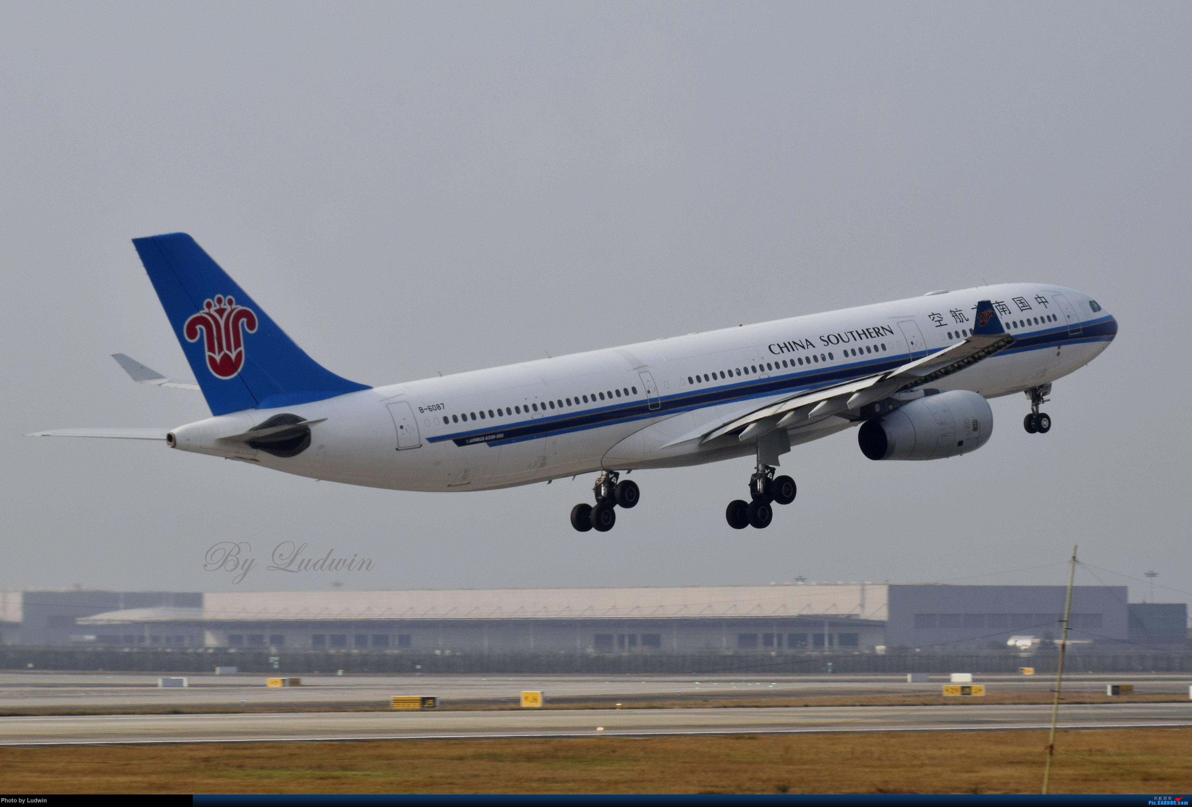 Re:[原创]【新人首发】重庆江北的下午 AIRBUS A330-300 B-6087 中国重庆江北国际机场