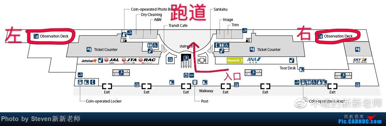 Re:2020冲绳拍机行(民航篇)    日本那霸机场
