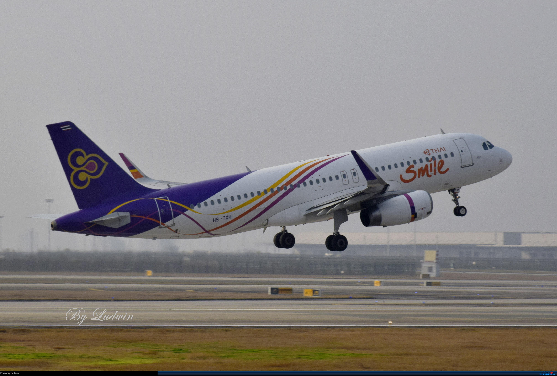 Re:【新人首发】重庆江北的下午 AIRBUS A320 HS-TXH 中国重庆江北国际机场