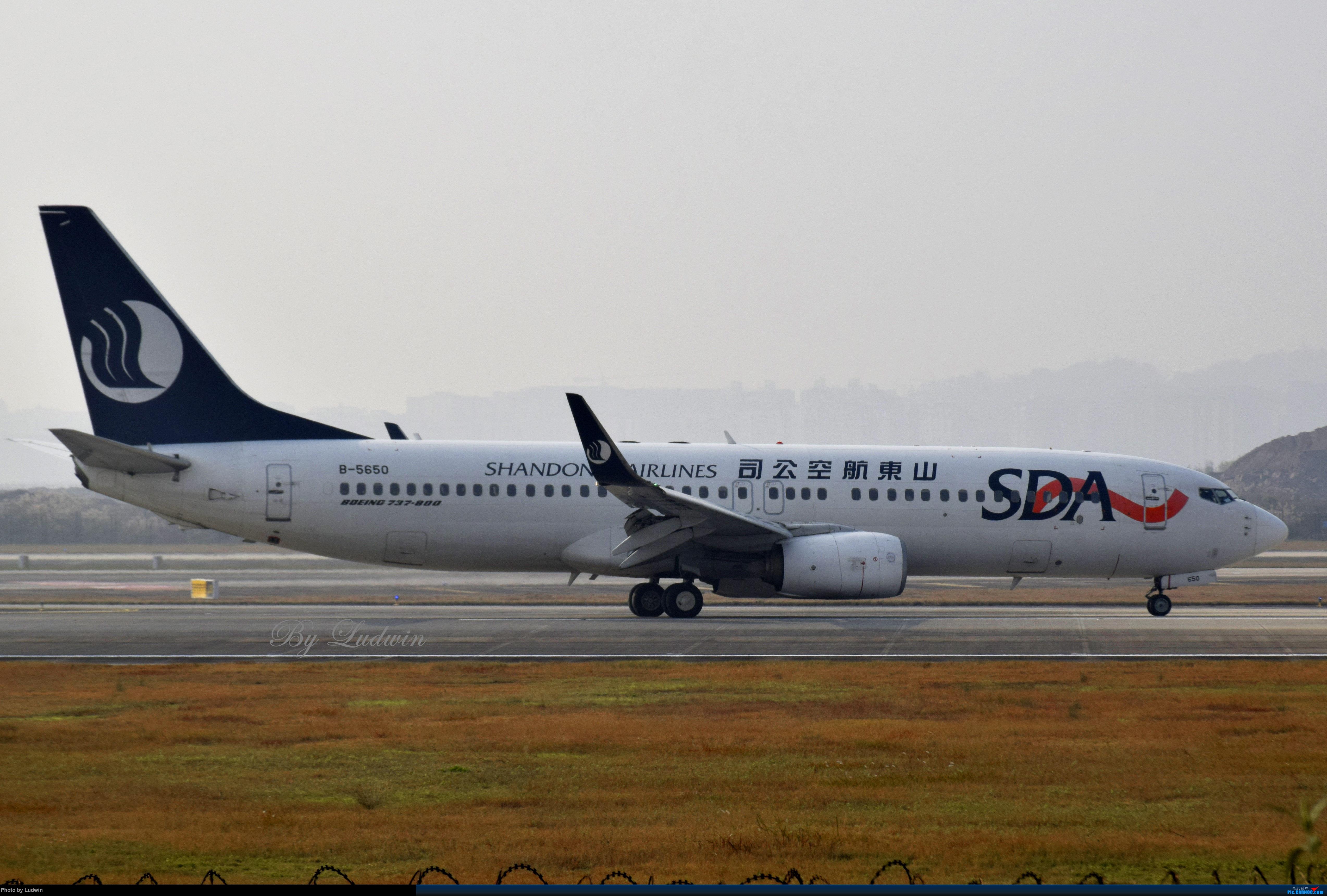 Re:[原创]【新人首发】重庆江北的下午 BOEING 737-800 B-5650 中国重庆江北国际机场