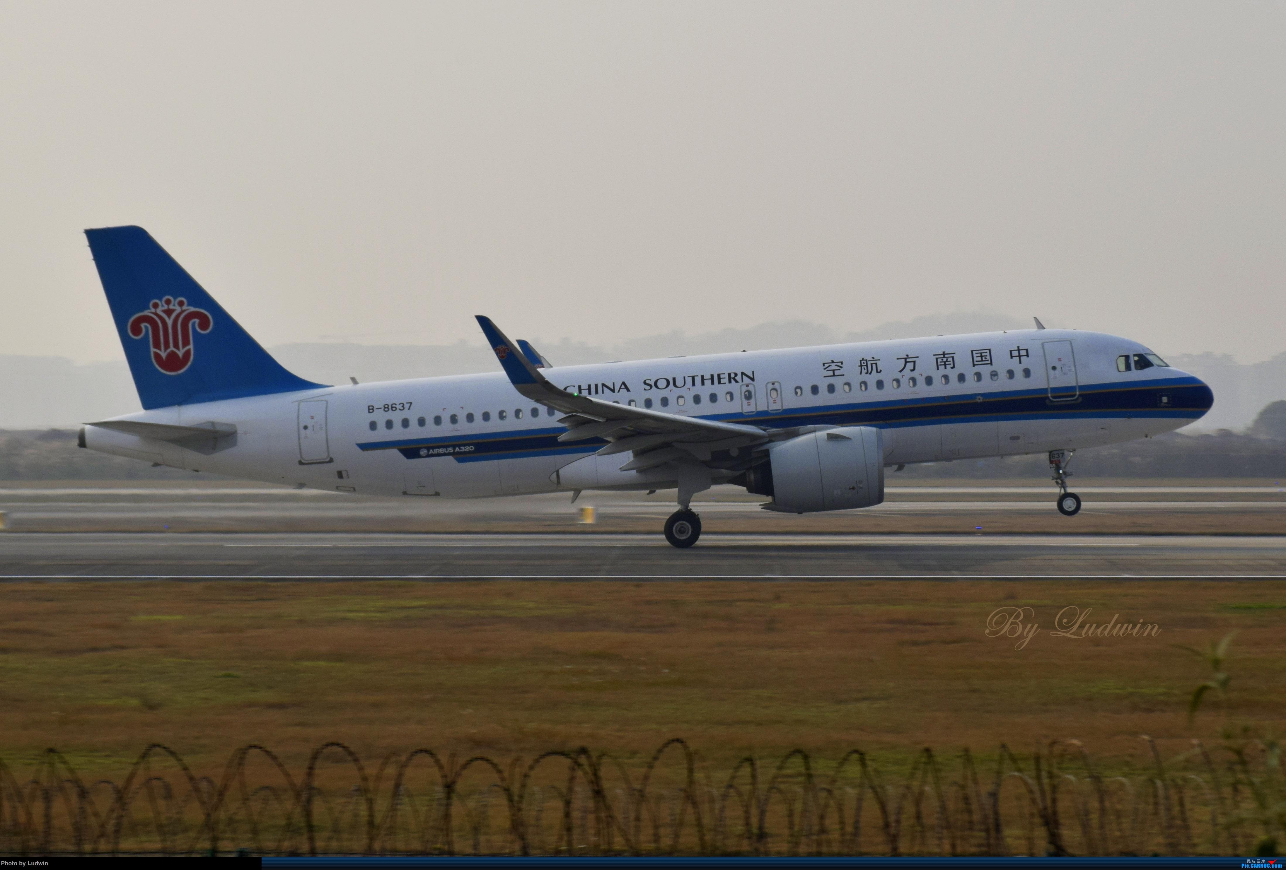 Re:[原创]【新人首发】重庆江北的下午 AIRBUS A320NEO B-8637 中国重庆江北国际机场