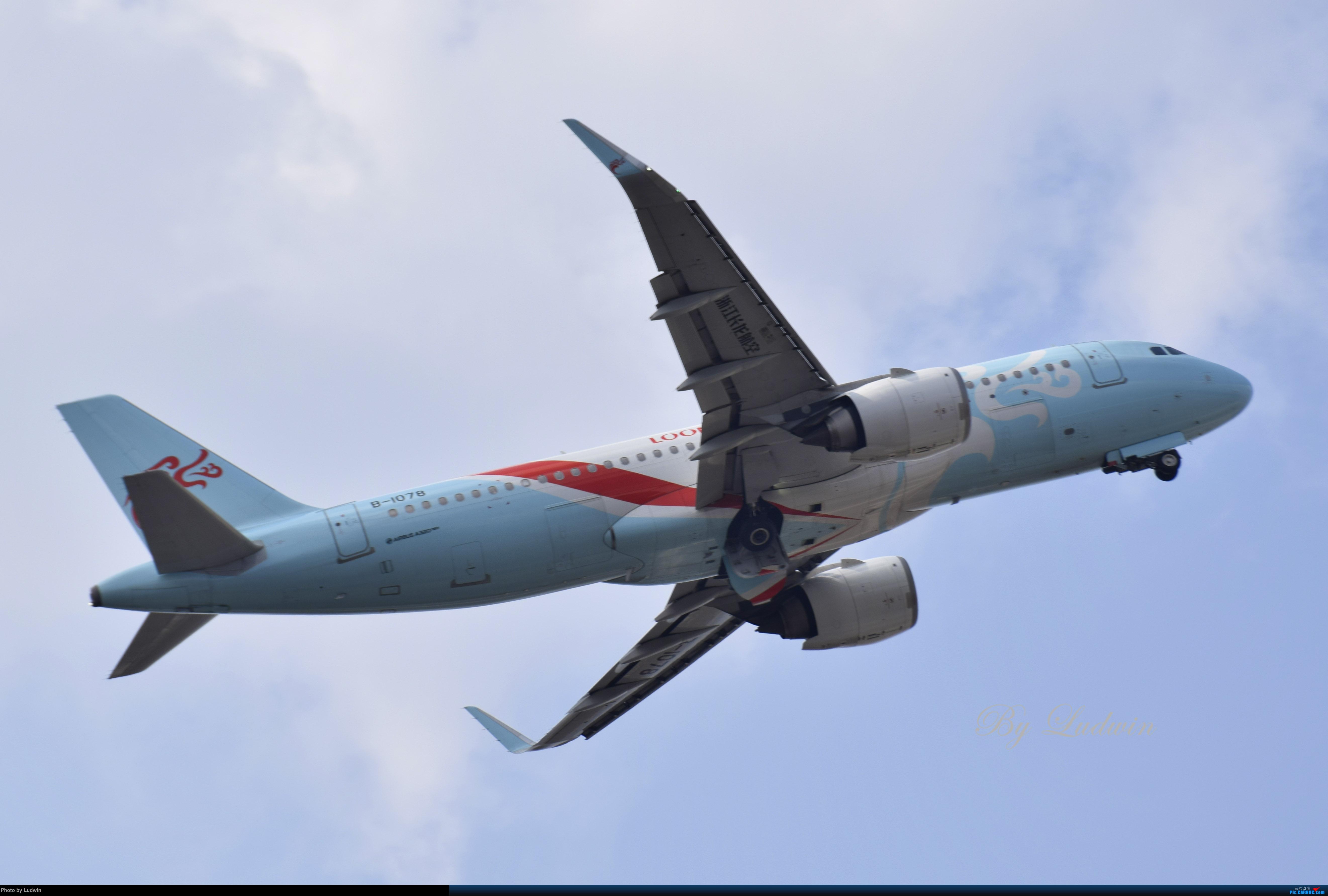 Re:[原创]【新人首发】重庆江北的下午 AIRBUS A320NEO B-1078 中国重庆江北国际机场