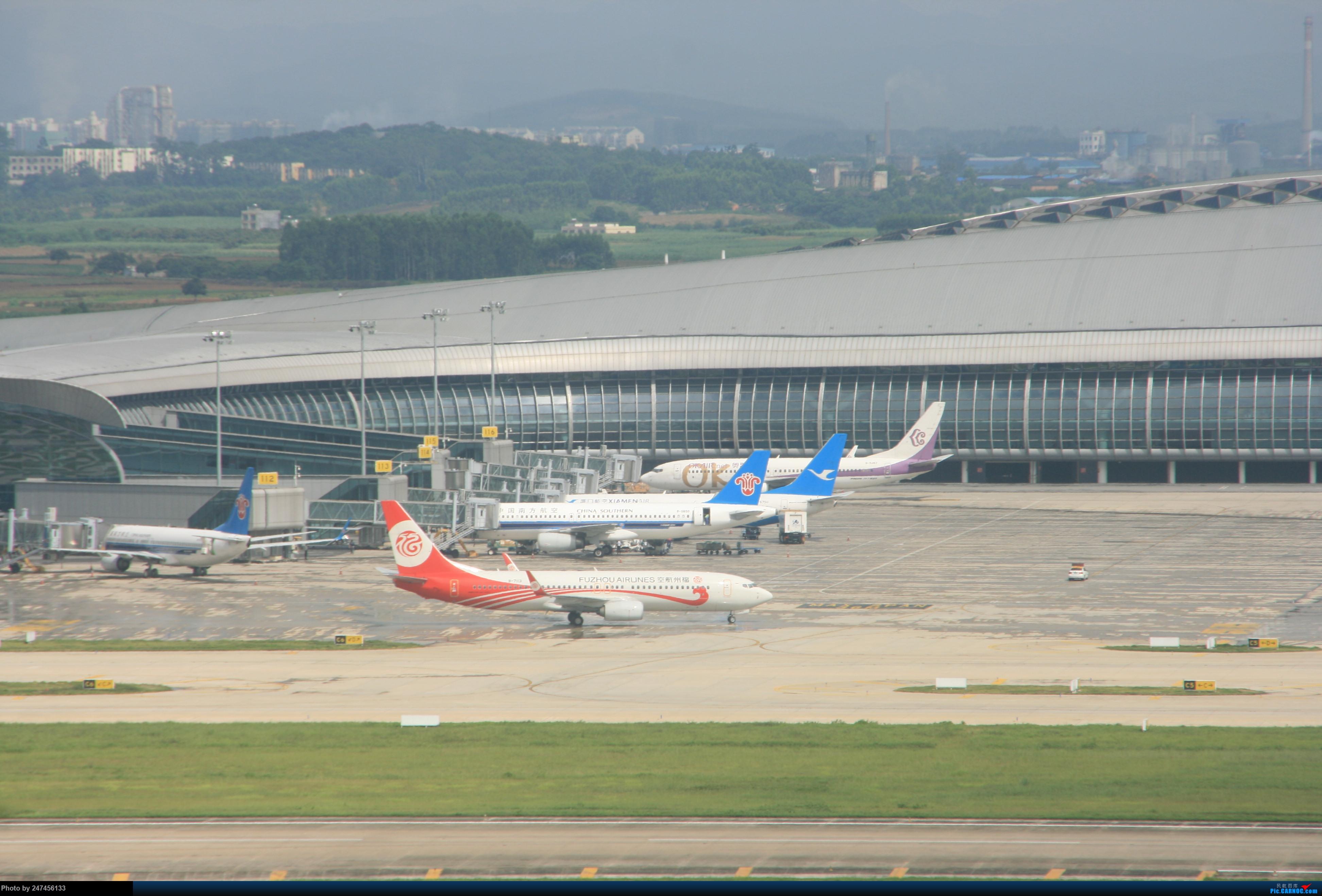 Re:吉祥航空A322 BOEING 737-800 B-7113 中国南宁吴圩国际机场