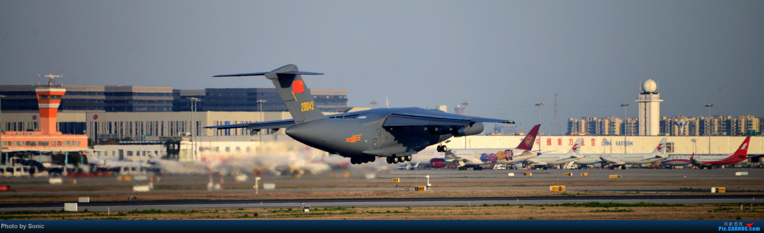 Re:运20 在虹桥的首次起飞!祝逆行勇士平安,愿早日战胜疫情! XIAN AIRCRAFT YUN-20