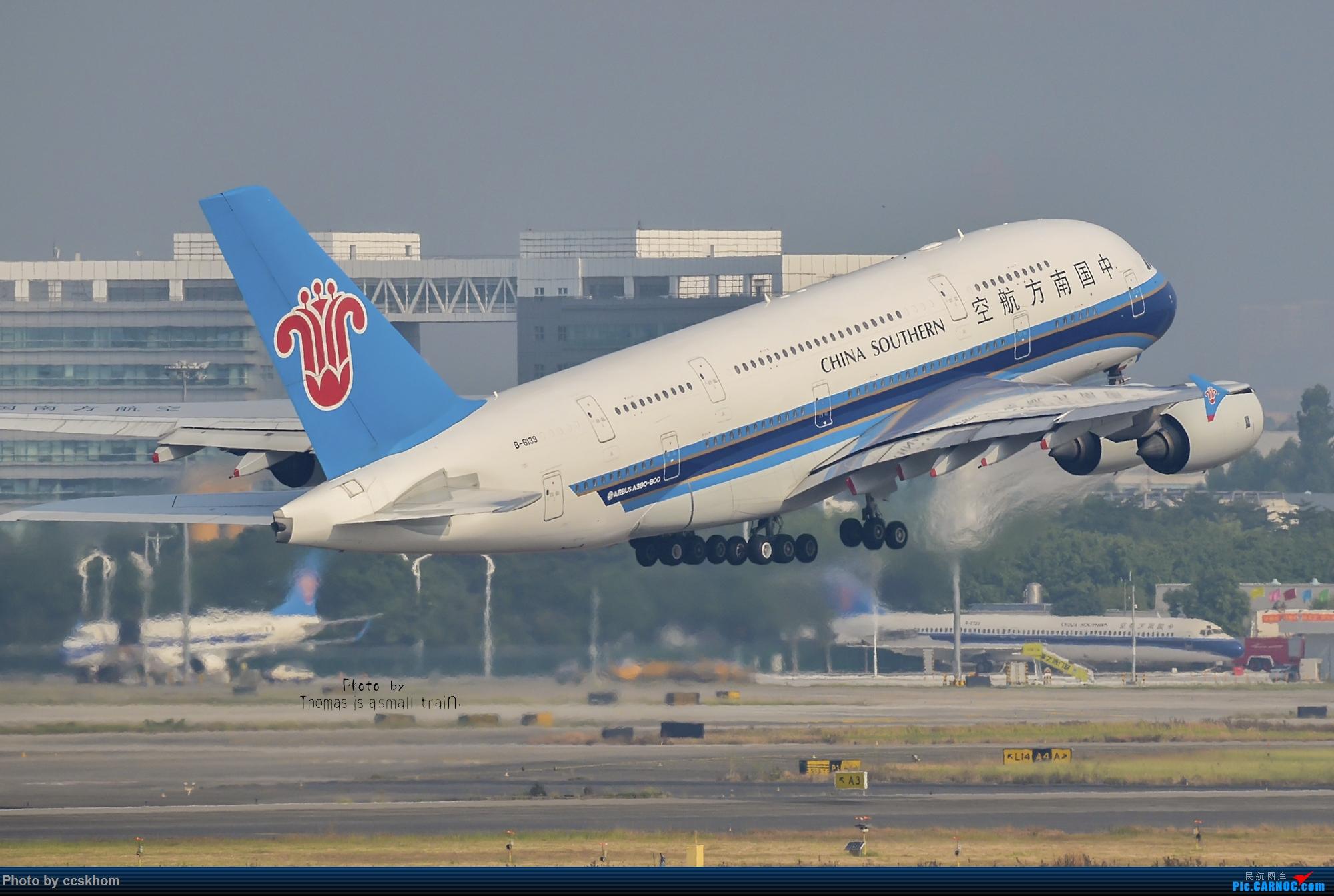 Re:[原创]【合肥飞友会.广州打机队】炒冷饭一组随拍 AIRBUS A380 B-6139 中国广州白云国际机场