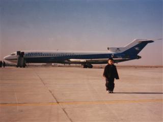 發一組喀什機場2000年至2008年的圖,照片掃描件渣畫質