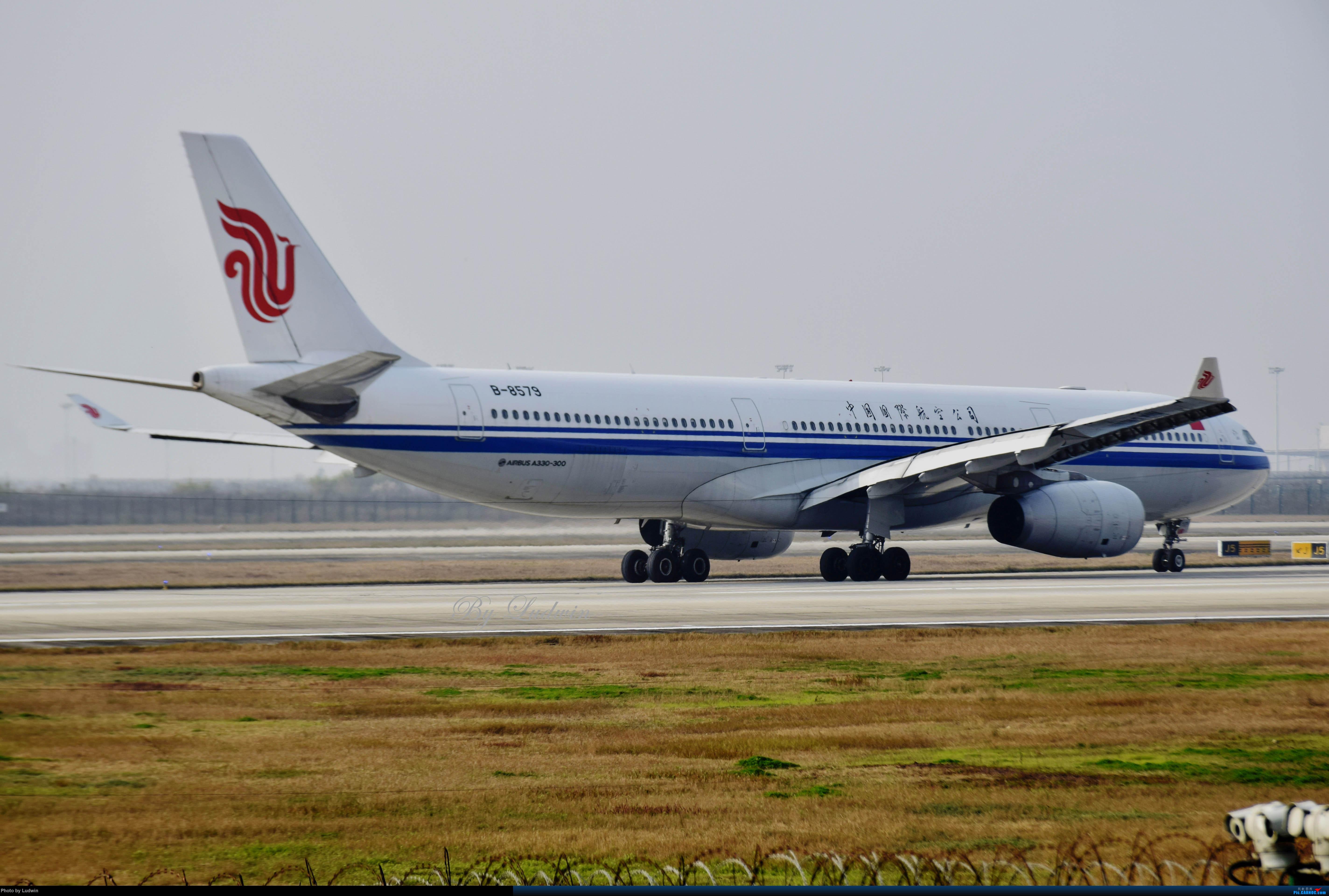 [原创][炒冷饭]年前在ZUCK/CKG的存货 AIRBUS A330-300 B-8579 中国重庆江北国际机场