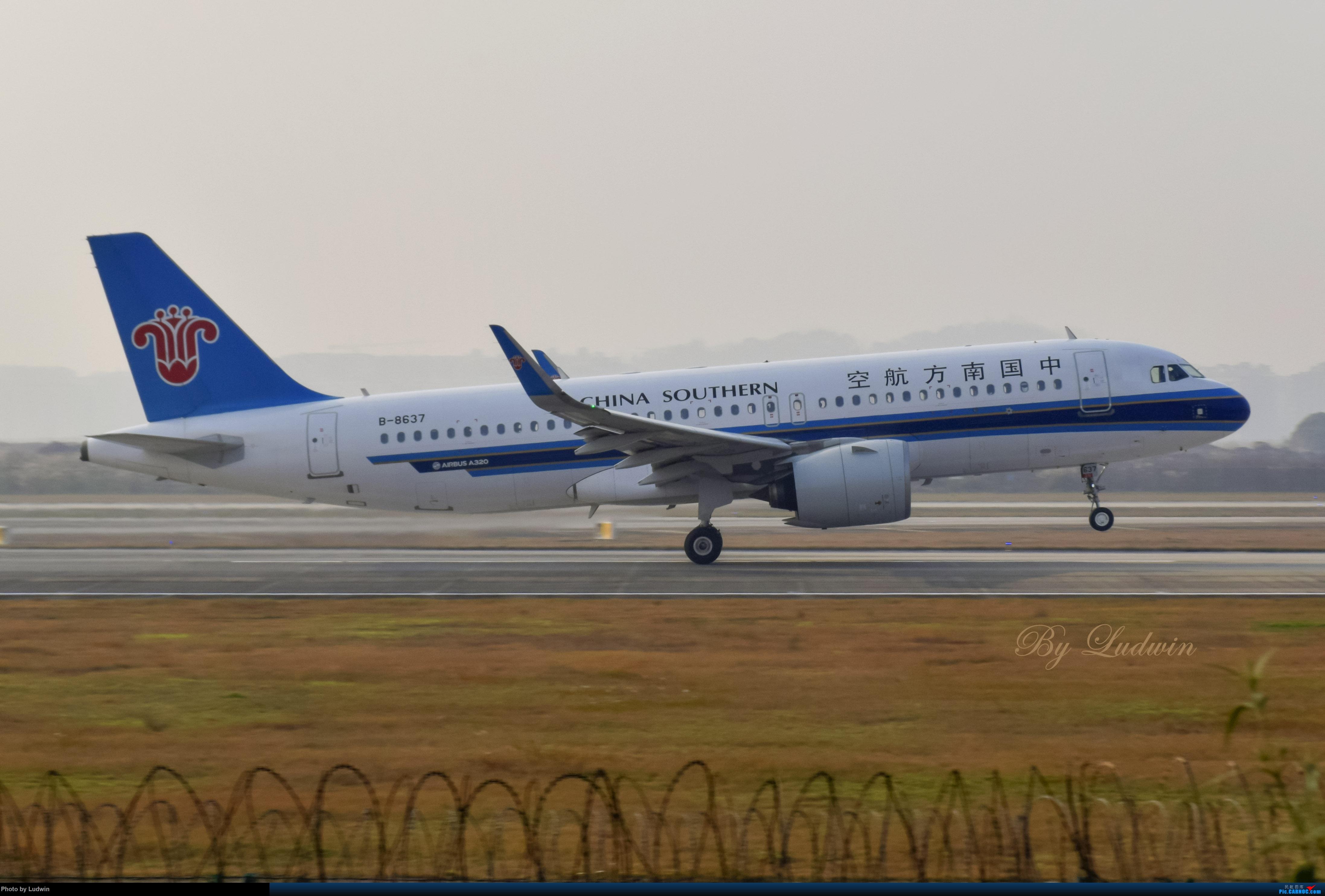 Re:[原创][炒冷饭]年前在ZUCK/CKG的存货 AIRBUS A320NEO B-8637 中国重庆江北国际机场