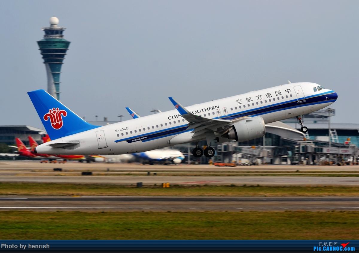 Re:[原创]【肥威的CAN】众志成城,助力复工【 广东青少年拍机小队】【广州,你好!】 AIRBUS A320NEO B-30CC 中国广州白云国际机场
