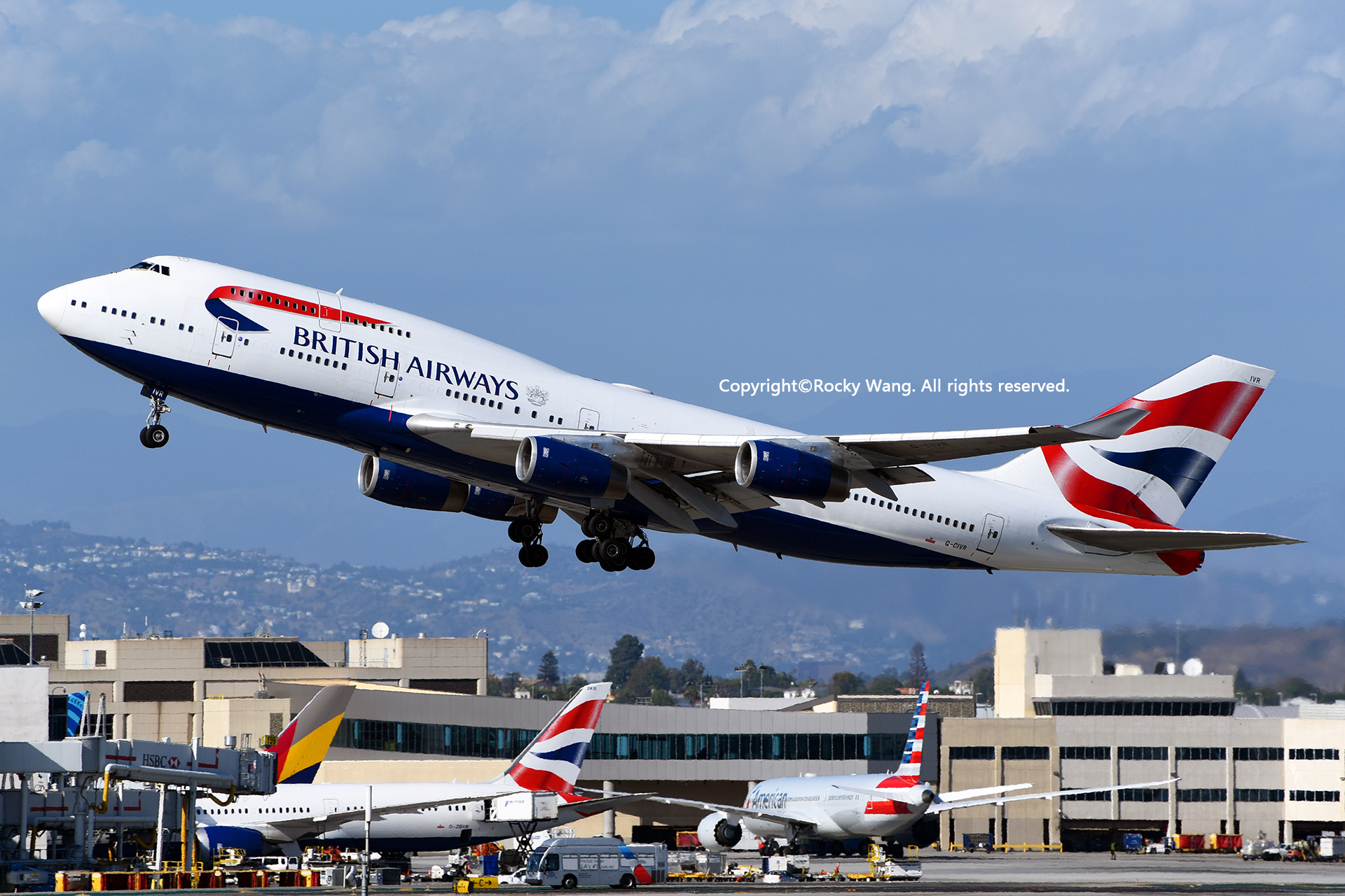 Re:[原创]随便来一组 不凑30图了 BOEING 747-436 G-CIVR Los Angeles Int'l Airport