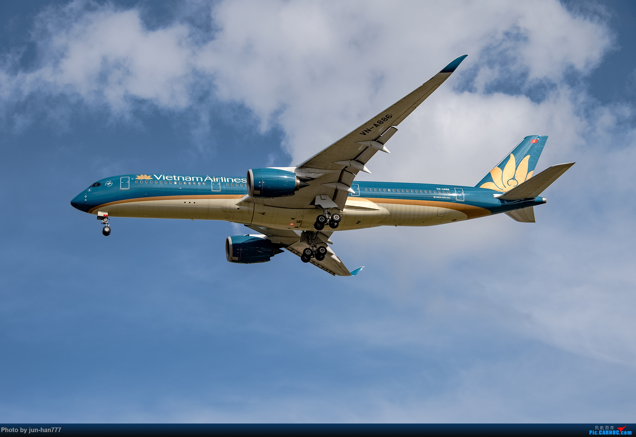 Re:[原创]外航重机 AIRBUS A350-900