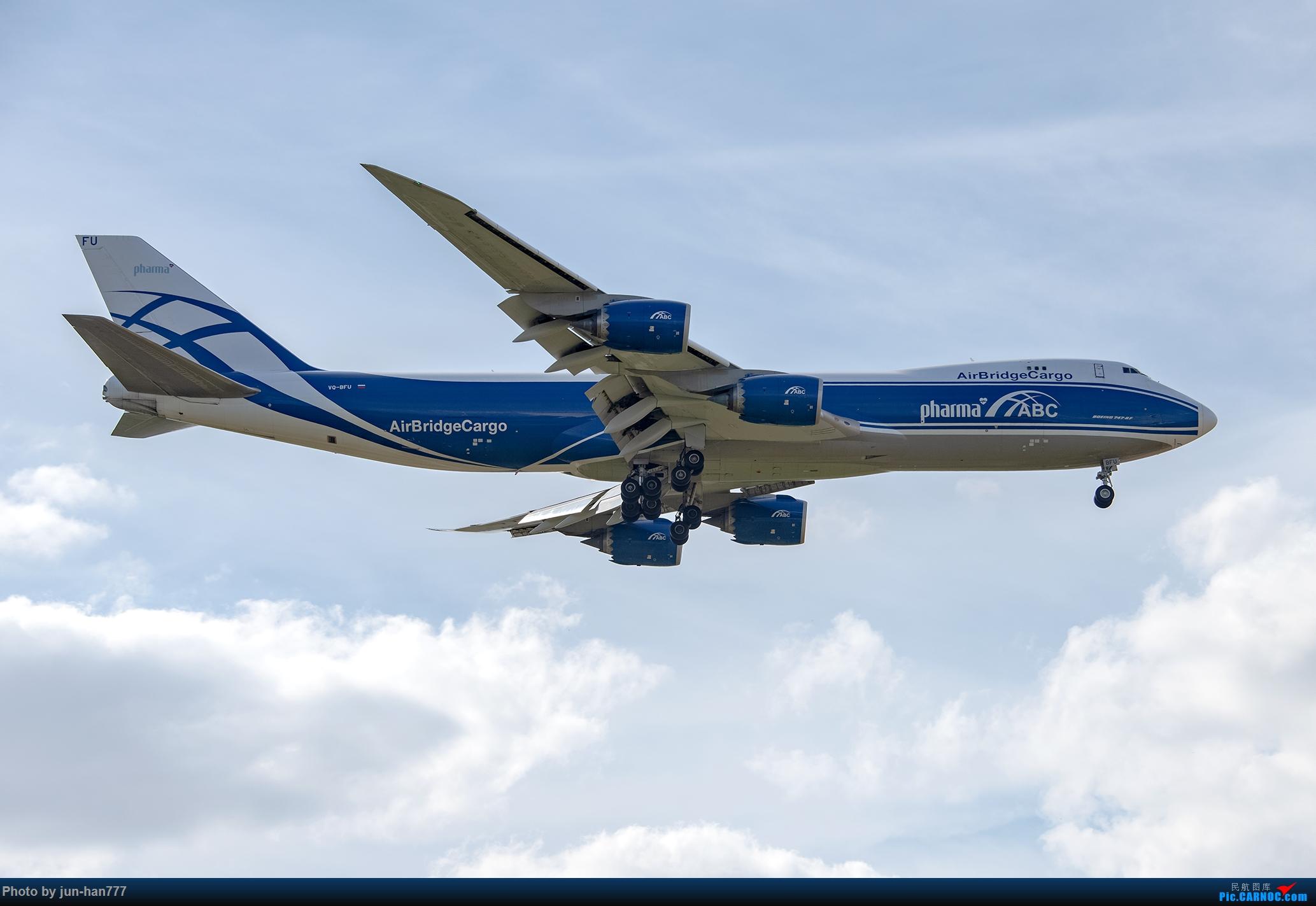 Re:[原创]外航重机 BOEING 747