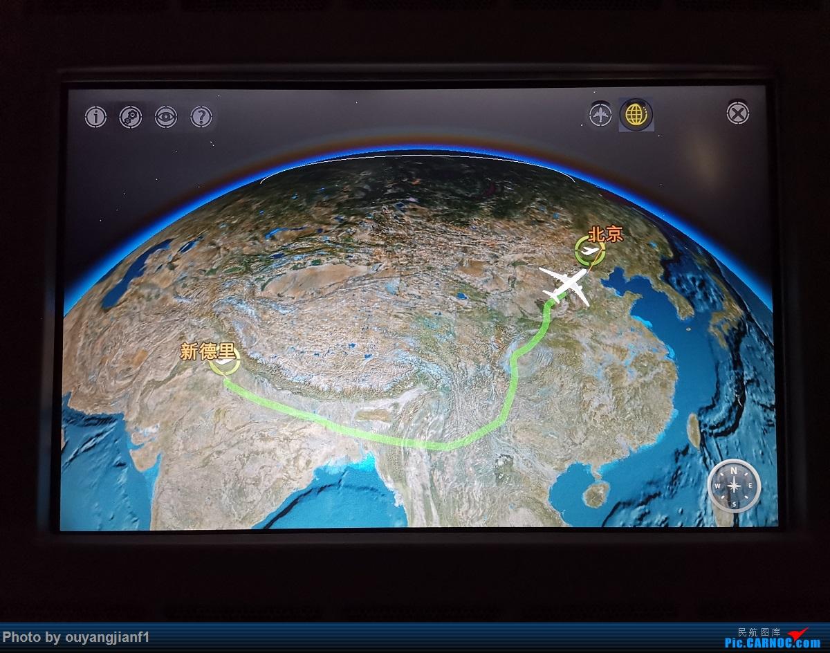 Re:[原创]终于有时间歇下来了,可以好好总结一下2019年的飞机游记了,第二段,在Jet Airways停航的当天造访印度,附带AIR INDIA之初体验! AIRBUS A330-300 B-5916