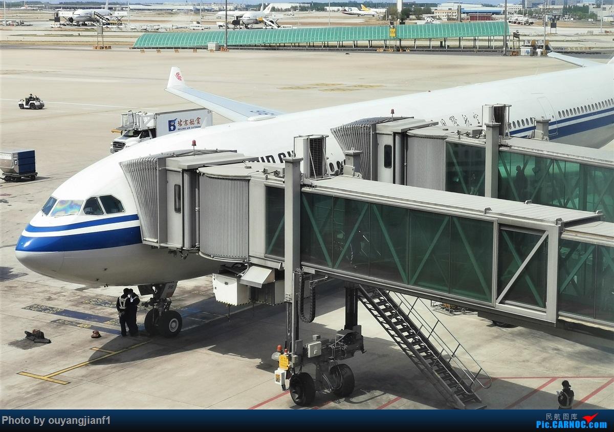 Re:[原创]终于有时间歇下来了,可以好好总结一下2019年的飞机游记了,第二段,在Jet Airways停航的当天造访印度,附带AIR INDIA之初体验! AIRBUS A330-300 B-5916 中国北京首都国际机场