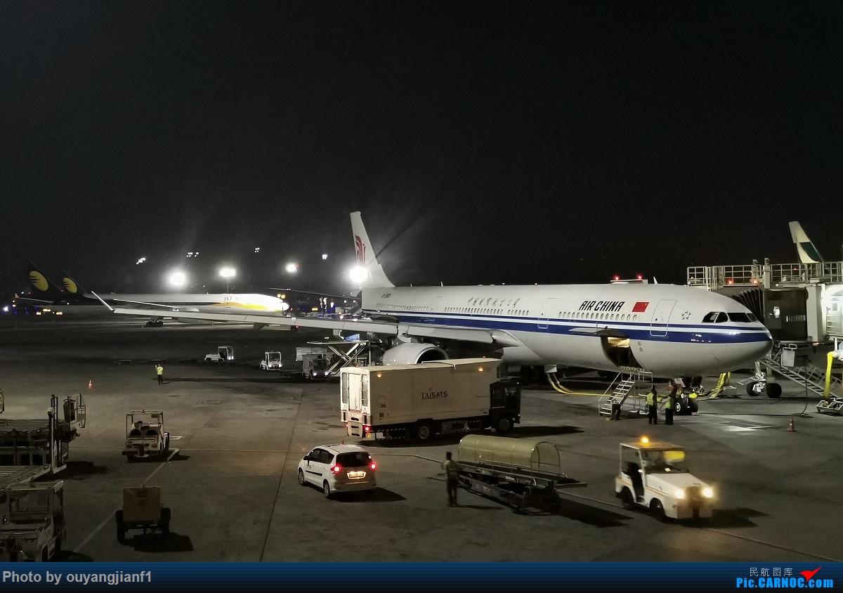 Re:[原创]终于有时间歇下来了,可以好好总结一下2019年的飞机游记了,第二段,在Jet Airways停航的当天造访印度,附带AIR INDIA之初体验! AIRBUS A330-300 B-5913 印度孟买贾特拉帕蒂·希瓦吉国际机场