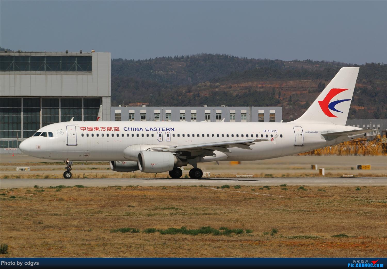 Re:[原创]【KMG】疫情期间 长水走一走 多图 AIRBUS A320-200 B-6335 中国昆明长水国际机场