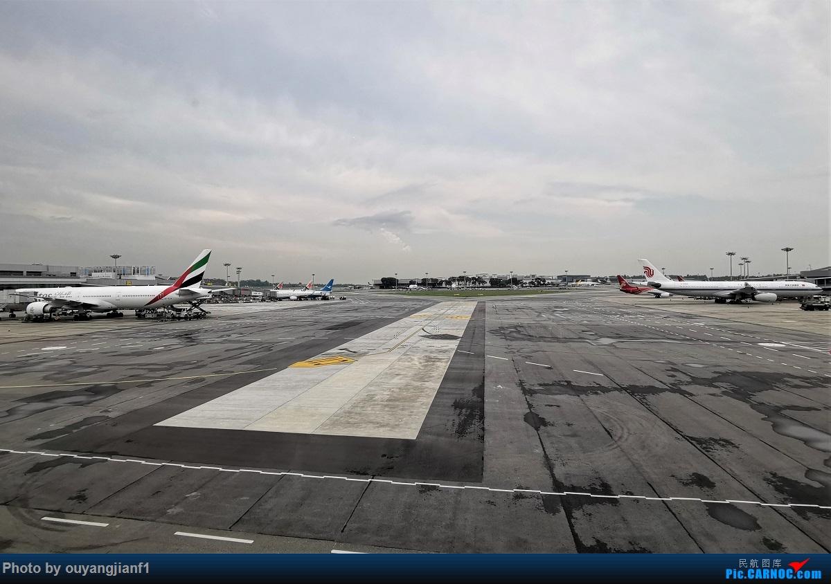 Re:终于有时间歇下来,可以好好总结一下2019年的飞机游记了,第三段,在新加坡参观星耀樟宜,在非洲穿行毛里求斯,在欧洲俯瞰大巴黎,第一次体验毛航359之旅1    新加坡樟宜机场