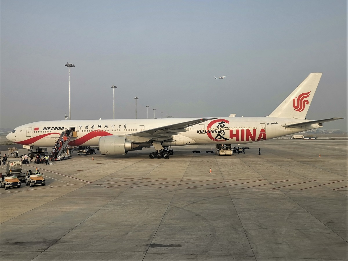 Re:[原创]终于有时间歇下来,可以好好总结一下2019年的飞机游记了,第三段,在新加坡参观星耀樟宜,在非洲穿行毛里求斯,在欧洲俯瞰大巴黎,第一次体验毛航359之旅1 BOEING 777-300ER B-2006 中国北京首都国际机场