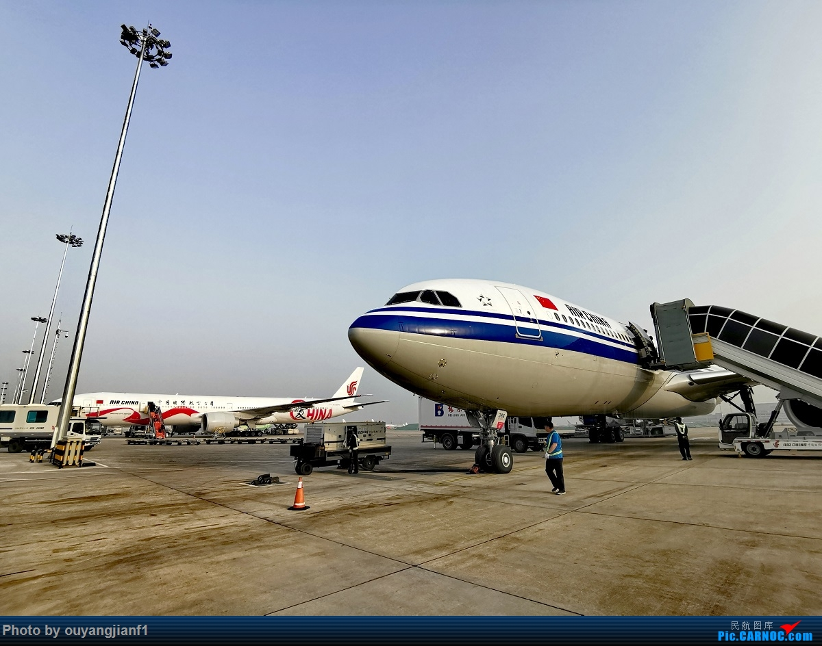 Re:[原创]终于有时间歇下来,可以好好总结一下2019年的飞机游记了,第三段,在新加坡参观星耀樟宜,在非洲穿行毛里求斯,在欧洲俯瞰大巴黎,第一次体验毛航359之旅1 AIRBUS A330-300 B-8386 中国北京首都国际机场