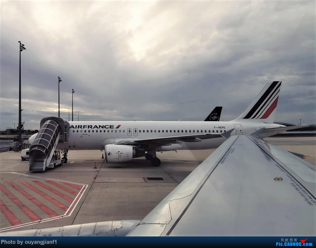 Re:[原创]终于有时间歇下来,可以总结一下2019年飞机游记了,第四段,十七天八国十一飞,跨越欧洲、非洲大陆,偶遇塞尔维亚篮球队,探秘古埃及!解锁塞尔维亚航、爱琴海、埃及航 AIRBUS A320-200 F-HEPE 法国戴高乐机场