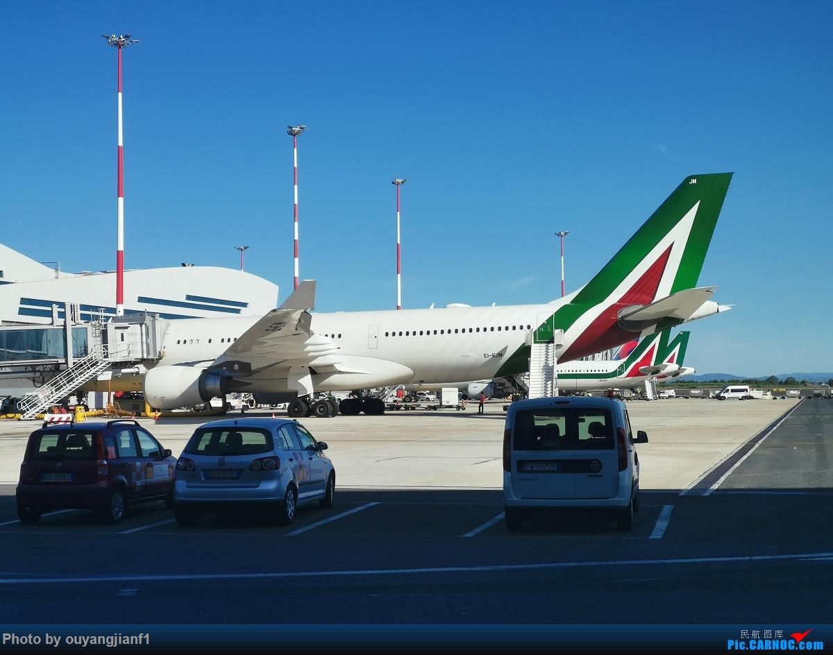 Re:[原创]终于有时间歇下来,可以总结一下2019年飞机游记了,第四段,十七天八国十一飞,跨越欧洲、非洲大陆,偶遇塞尔维亚篮球队,探秘古埃及!解锁塞尔维亚航、爱琴海、埃及航 AIRBUS A330-200 EI-EJM 意大利菲乌米奇诺机场