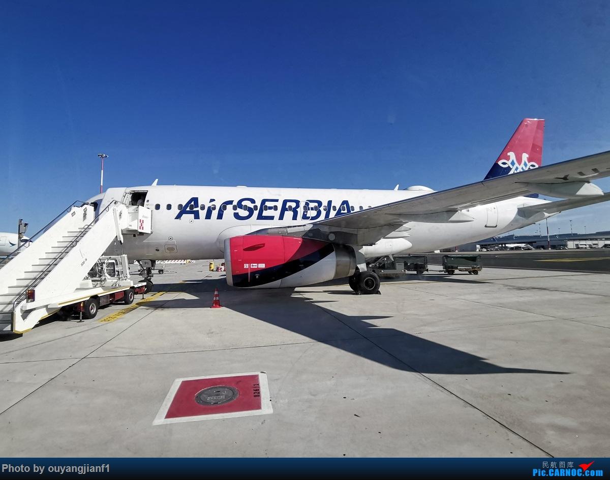 Re:[原创]终于有时间歇下来,可以总结一下2019年飞机游记了,第四段,十七天八国十一飞,跨越欧洲、非洲大陆,偶遇塞尔维亚篮球队,探秘古埃及!解锁塞尔维亚航、爱琴海、埃及航 AIRBUS A319-100 YU-API 意大利菲乌米奇诺机场