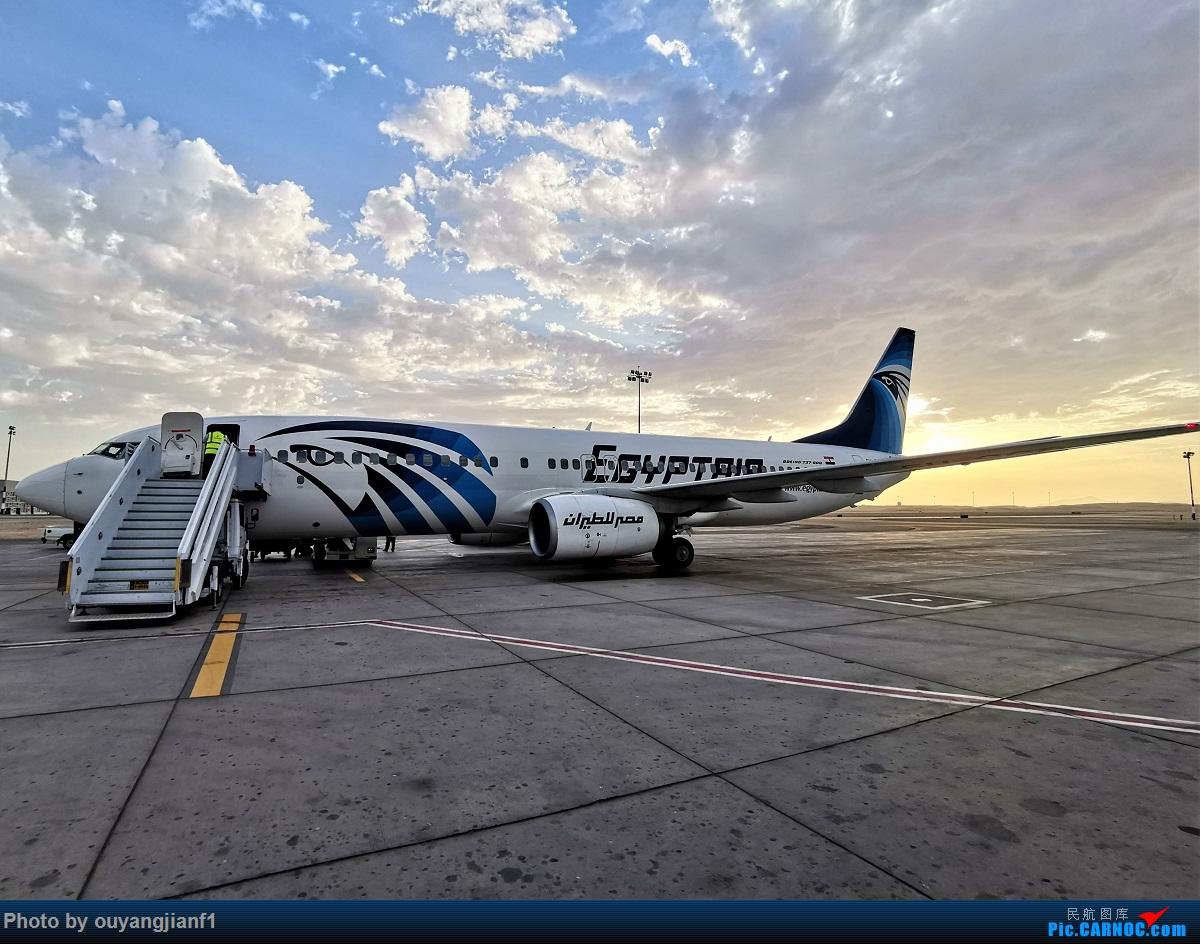 Re:[原创]终于有时间歇下来,可以总结一下2019年飞机游记了,第四段,十七天八国十一飞,跨越欧洲、非洲大陆,偶遇塞尔维亚篮球队,探秘古埃及!解锁塞尔维亚航、爱琴海、埃及航 BOEING 737-800 SU-GCO 埃及卢克索机场