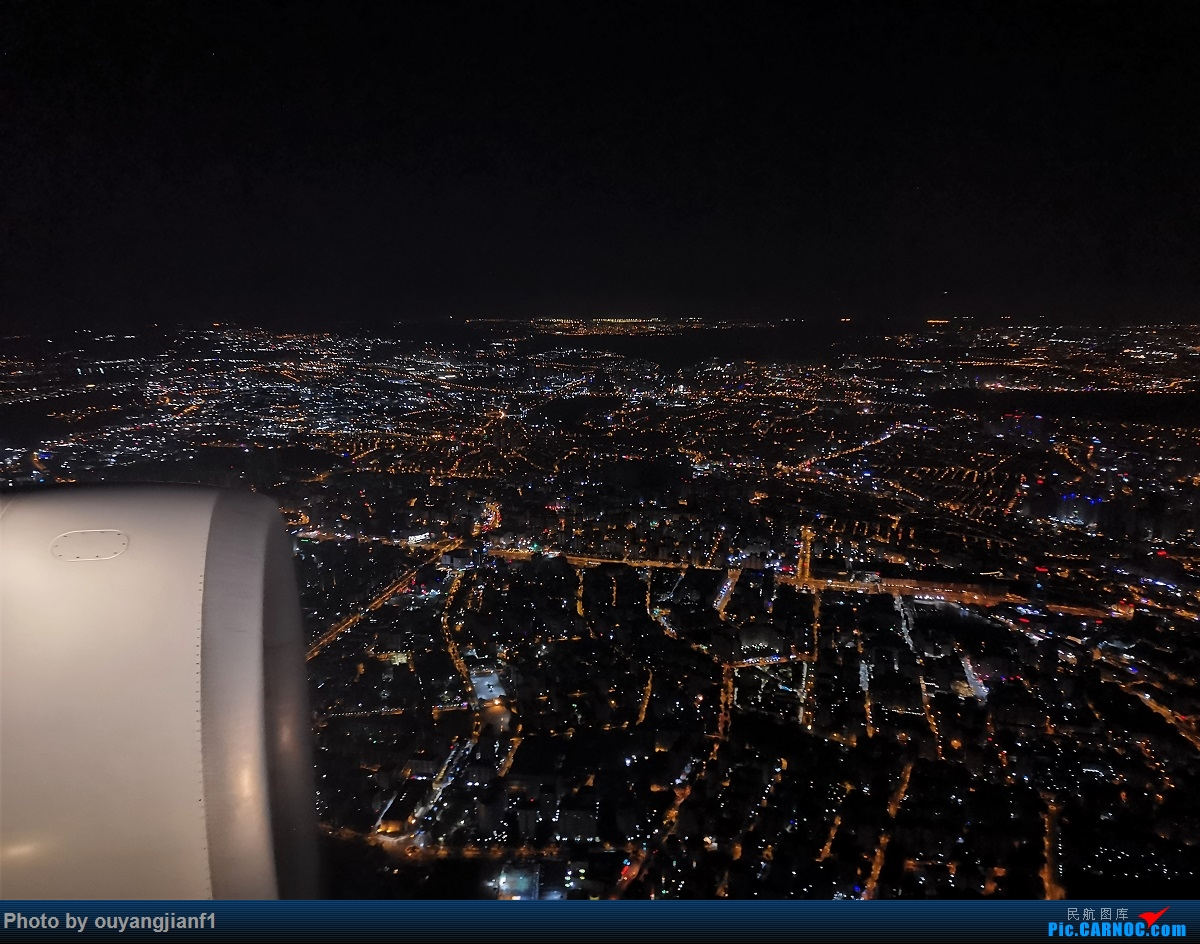 Re:[原创]终于有时间歇下来,可以总结一下2019年飞机游记了,第五段,最疯狂的飞行,十二天内十二飞,五万公里穿越亚、欧、美,去往地球另一端拉美世界的第二次环球飞行! BOEING 777-300ER TC-JJV 空中