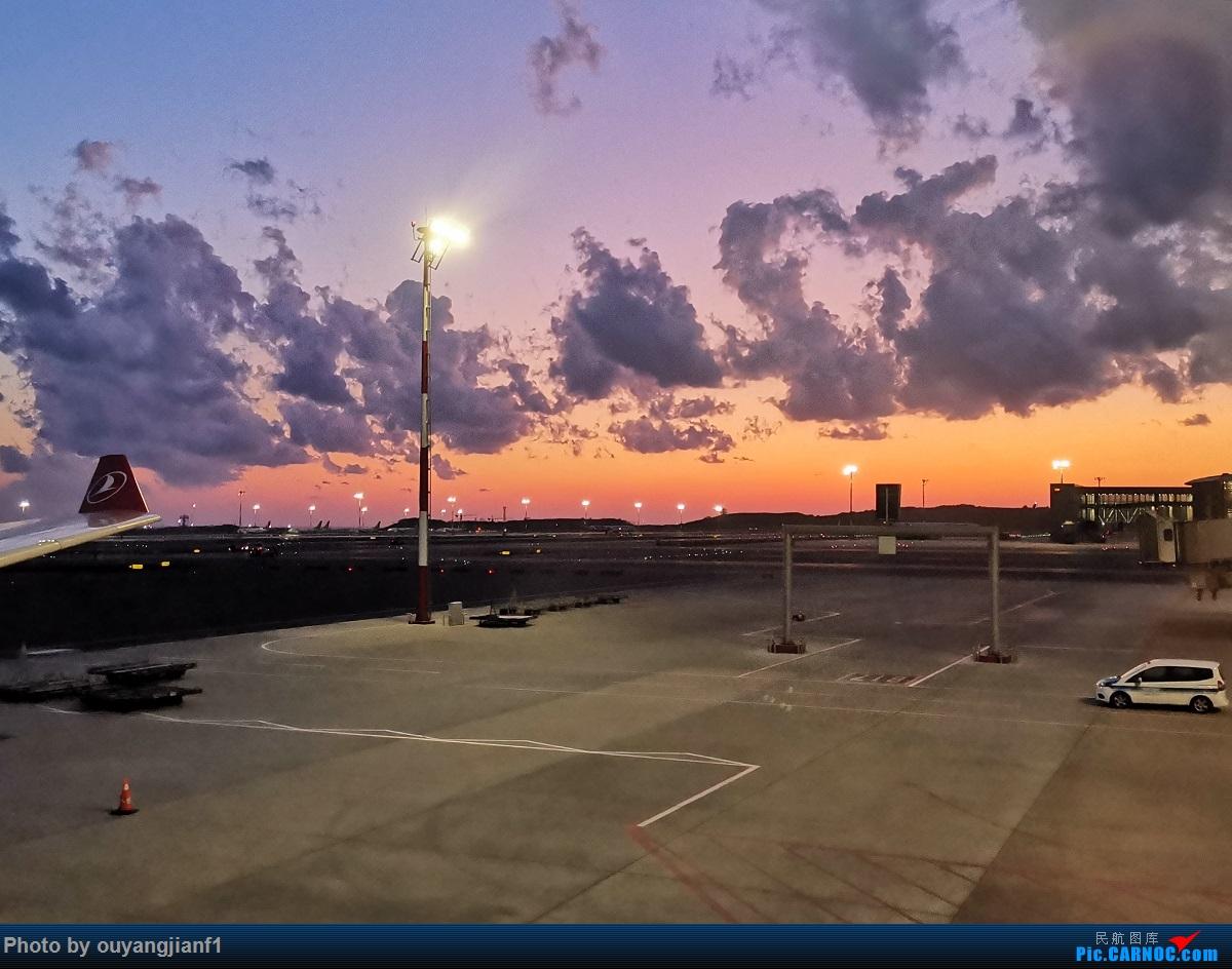 Re:[原创]终于有时间歇下来,可以总结一下2019年飞机游记了,第五段,最疯狂的飞行,十二天内十二飞,五万公里穿越亚、欧、美,去往地球另一端拉美世界的第二次环球飞行! AIRBUS A330-300 TC-JNK 伊斯坦布尔新国际机场