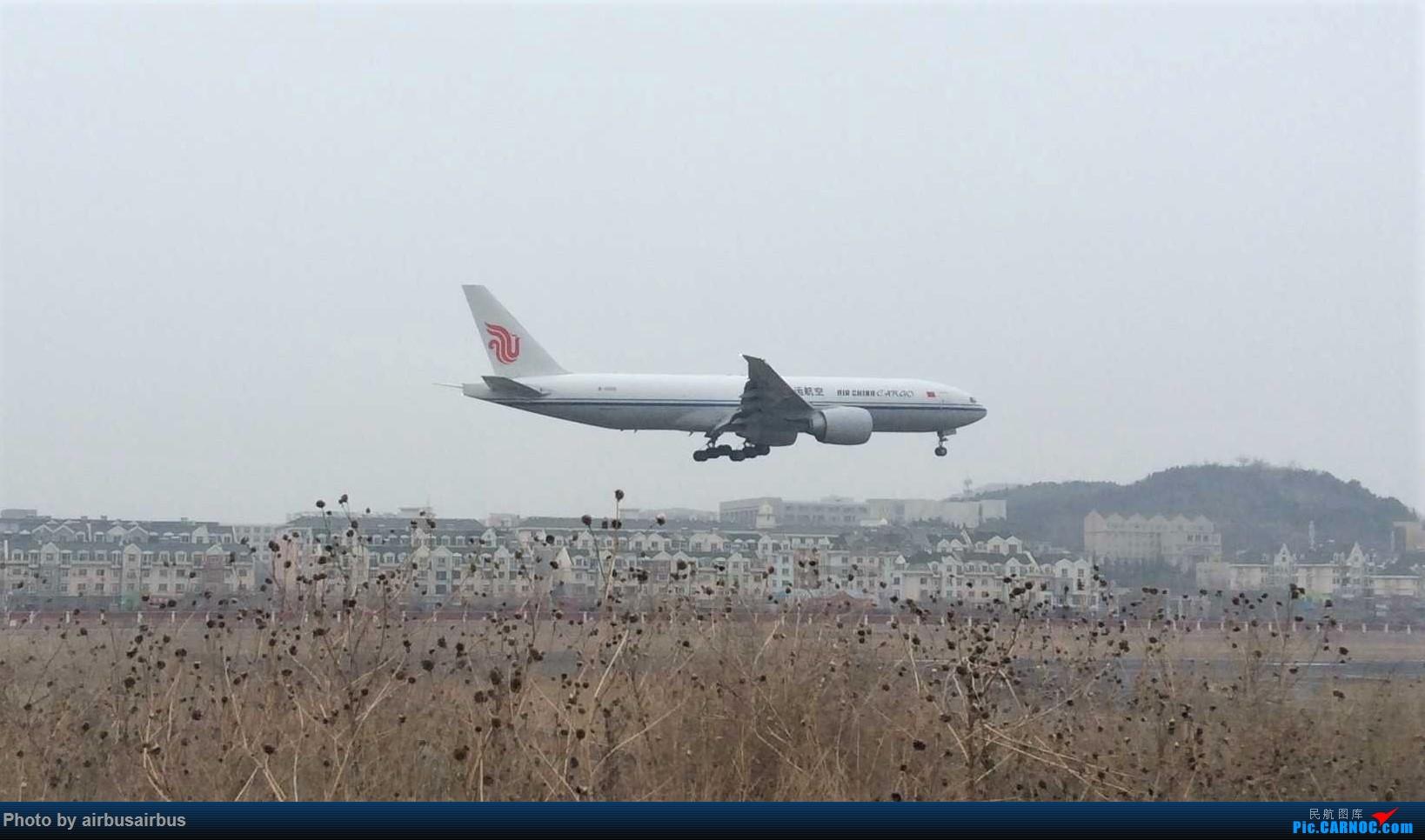 Re:[原创]卑微大连卡狗冒着被妹妹·好基友和鹅总打的巨大风险爆人+自爆!!! BOEING 777F B-2092 中国大连国际机场
