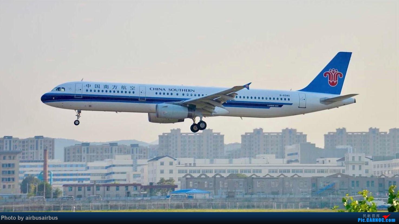 Re:[原创]卑微大连卡狗冒着被妹妹·好基友和鹅总打的巨大风险爆人+自爆!!! AIRBUS A321-200 B-6580 中国大连国际机场