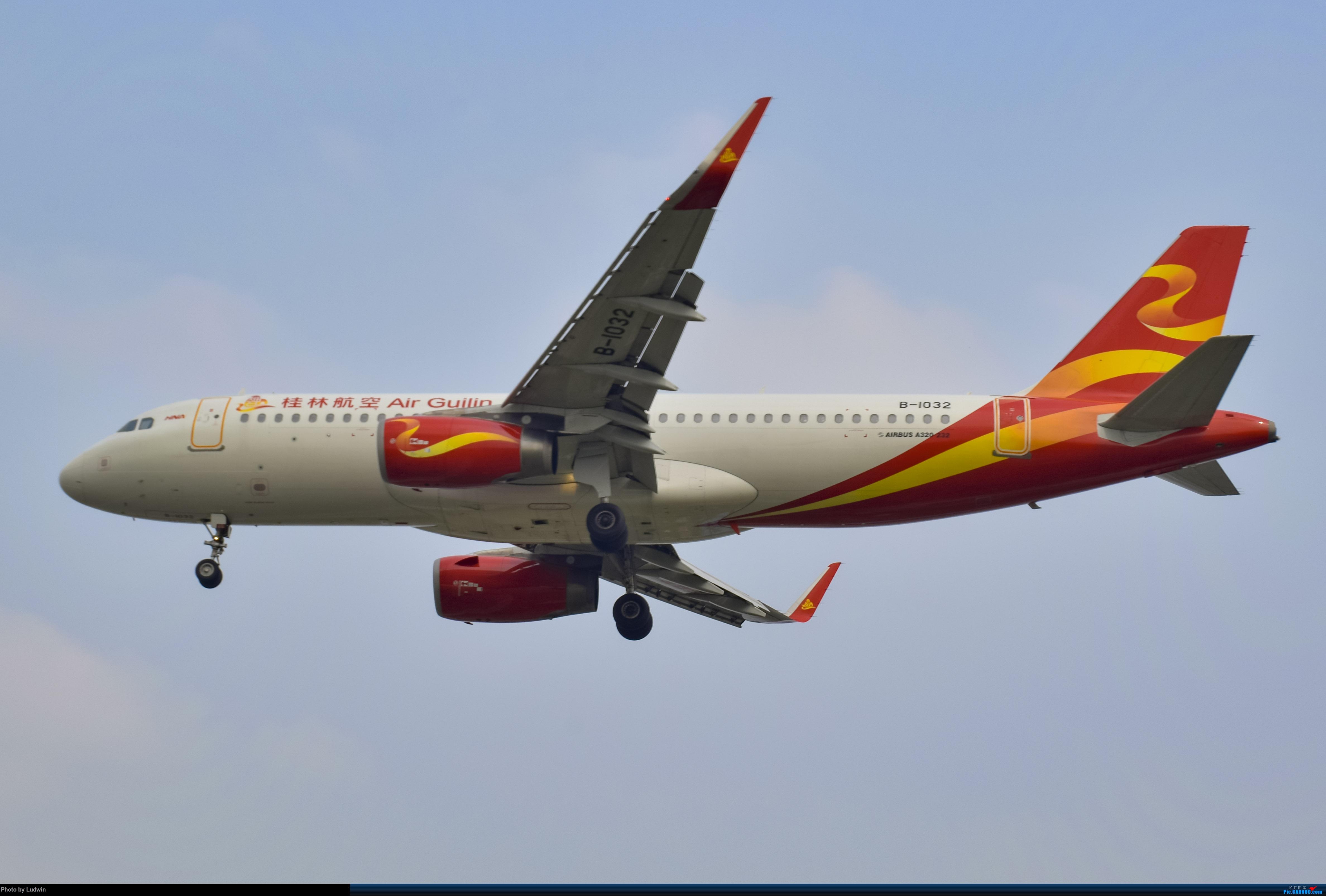 Re:[原创]没有地景系列 AIRBUS A320-200 B-1032 中国重庆江北国际机场