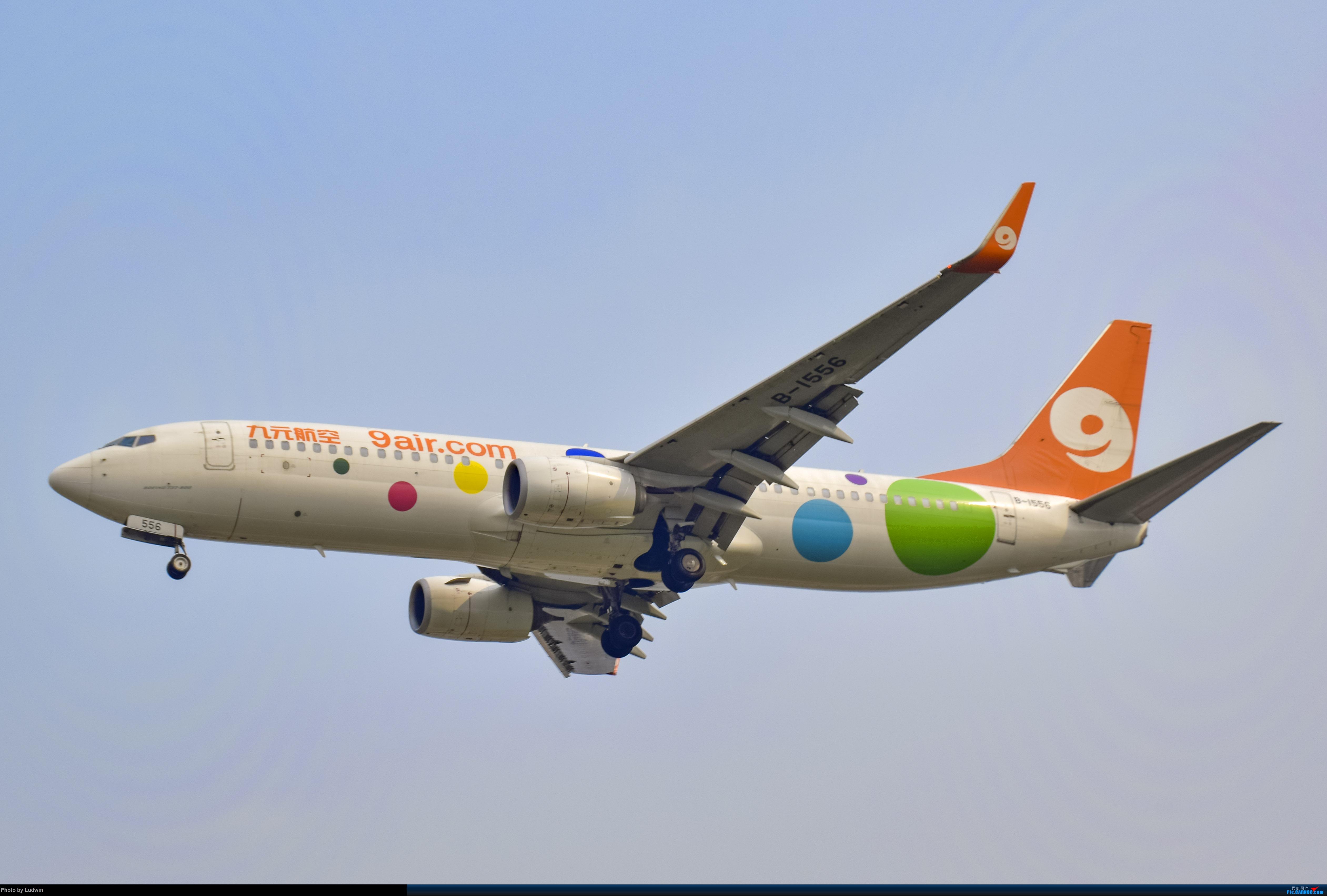 Re:[原创]没有地景系列 BOEING 737-800 B-1556 中国重庆江北国际机场