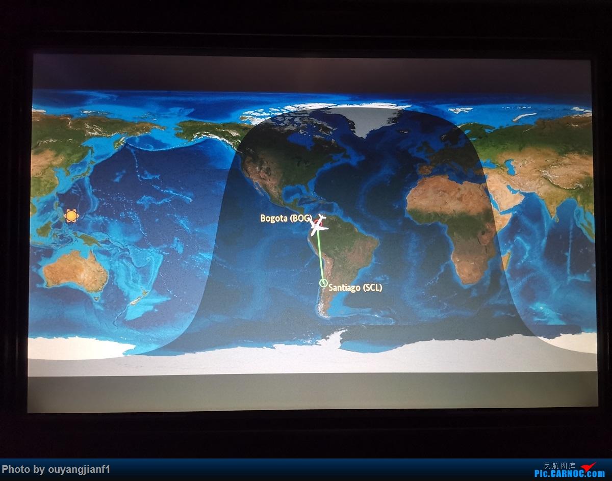 Re:[原创]终于有时间歇下来,可以总结一下2019年飞机游记了,第五段,最疯狂的飞行,十二天内十二飞,五万公里穿越亚、欧、美,去往地球另一端拉美世界的第二次环球飞行! AIRBUS A330-300 N804AV 哥伦比亚波哥大埃尔多拉多国际机场