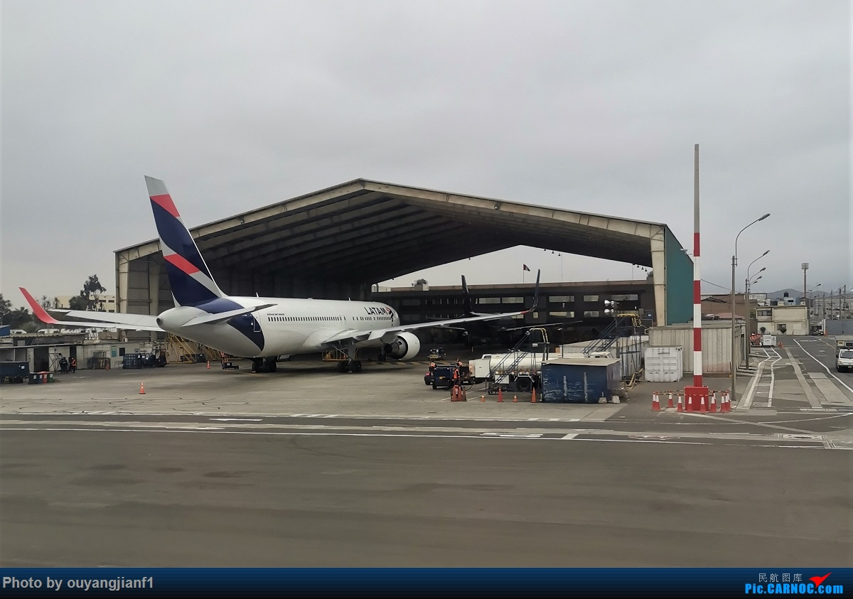 Re:[原创]终于有时间歇下来,可以总结一下2019年飞机游记了,第五段,最疯狂的飞行,十二天内十二飞,五万公里穿越亚、欧、美,去往地球另一端拉美世界的第二次环球飞行!    秘鲁利马机场
