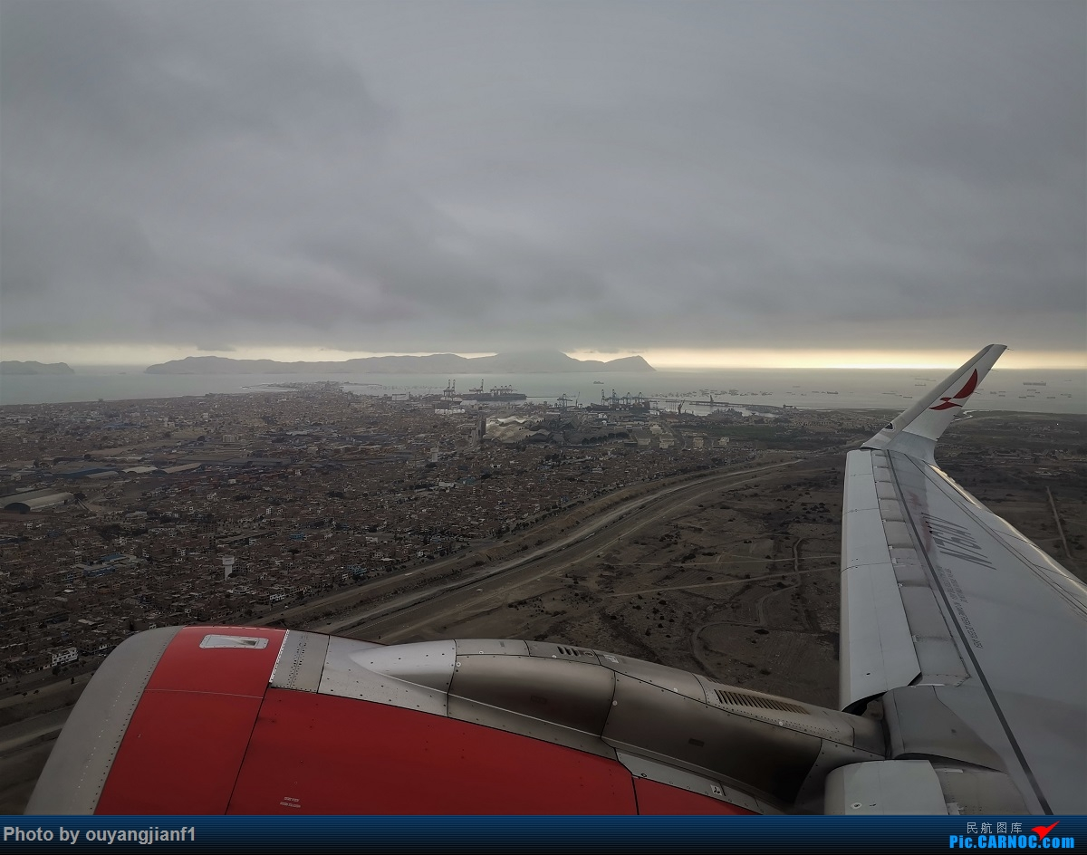 Re:[原创]终于有时间歇下来,可以总结一下2019年飞机游记了,第五段,最疯狂的飞行,十二天内十二飞,五万公里穿越亚、欧、美,去往地球另一端拉美世界的第二次环球飞行! AIRBUS A321NEO N761AV LIM