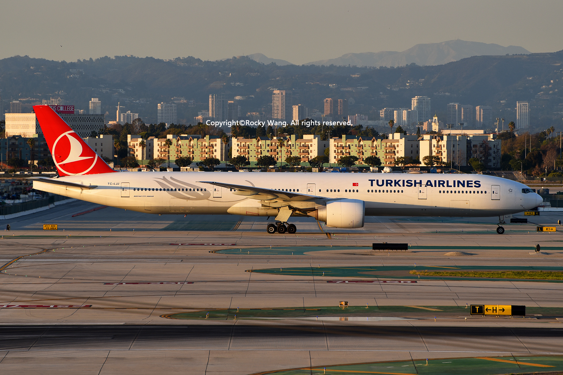 Re:[原创]居家了 批量处理老图 倾情奉献52家777 BOEING 777-3F2ER TC-LJJ Los Angeles Int'l Airport