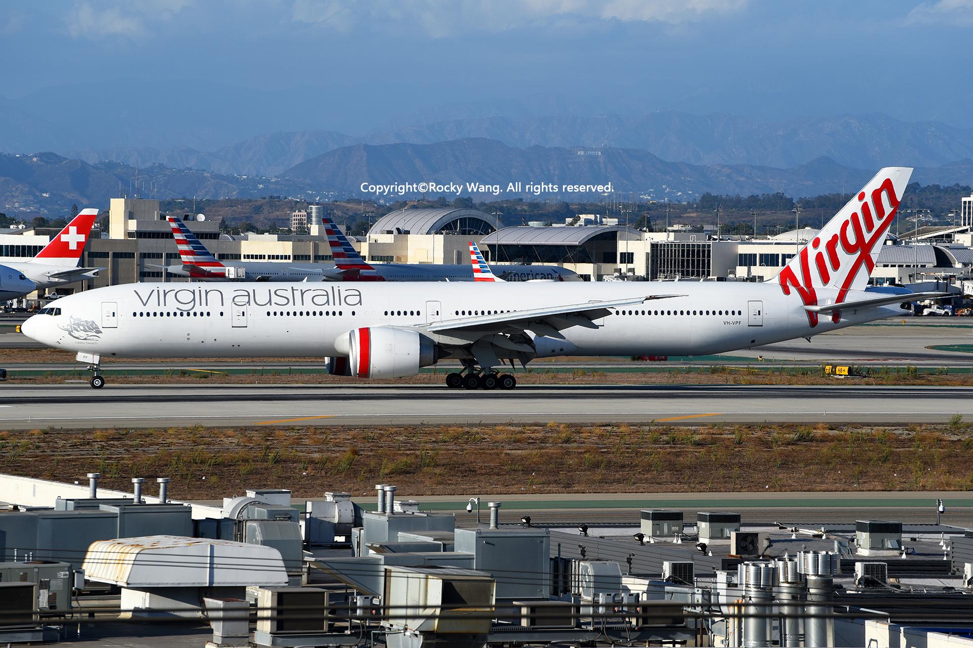 Re:[原创]居家了 批量处理老图 倾情奉献52家777 BOEING 777-3ZGER VH-VPF Los Angeles Int'l Airport