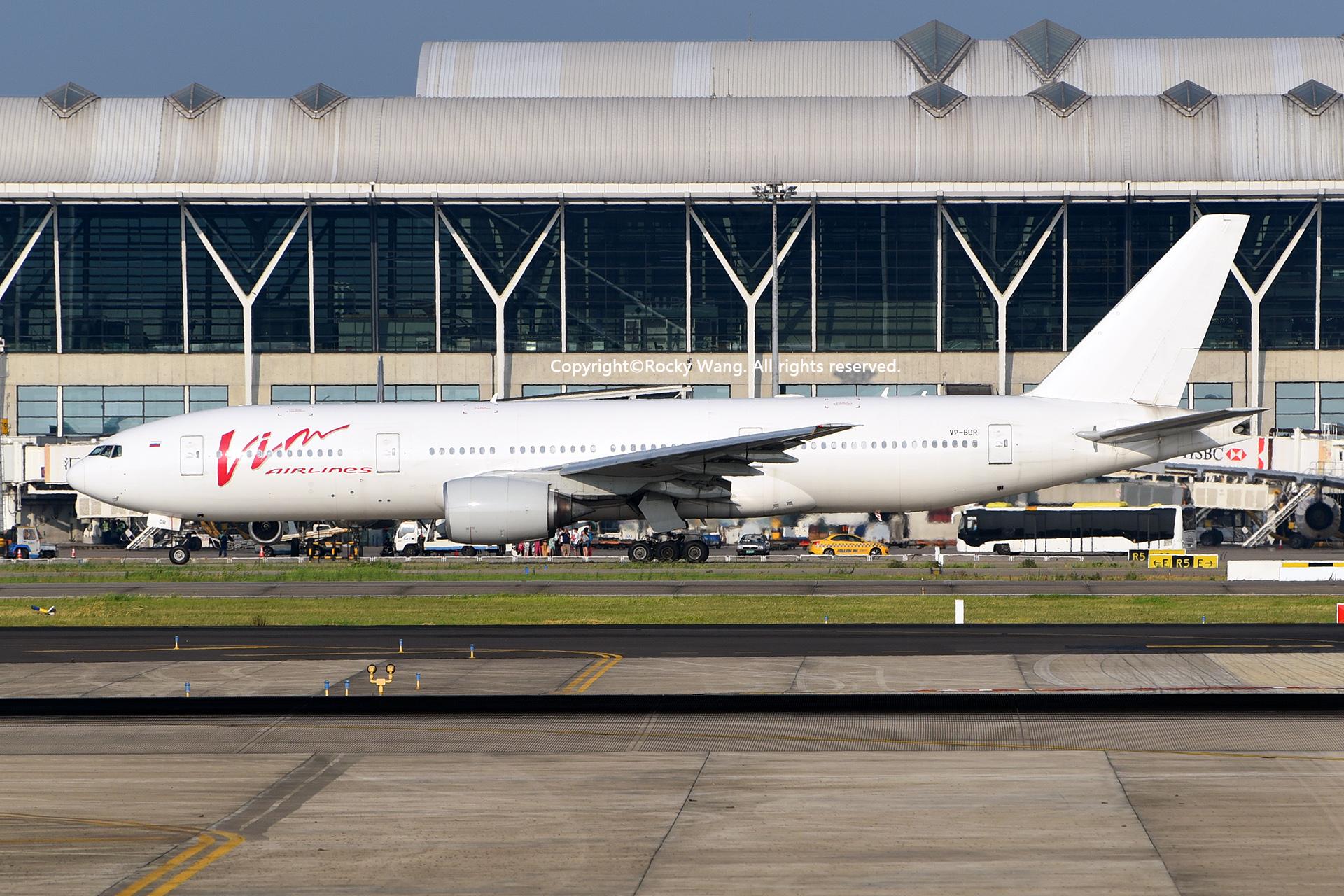 Re:[原创]居家了 批量处理老图 倾情奉献52家777 BOEING 777-212(ER) VP-BDR Shanghai Pudong