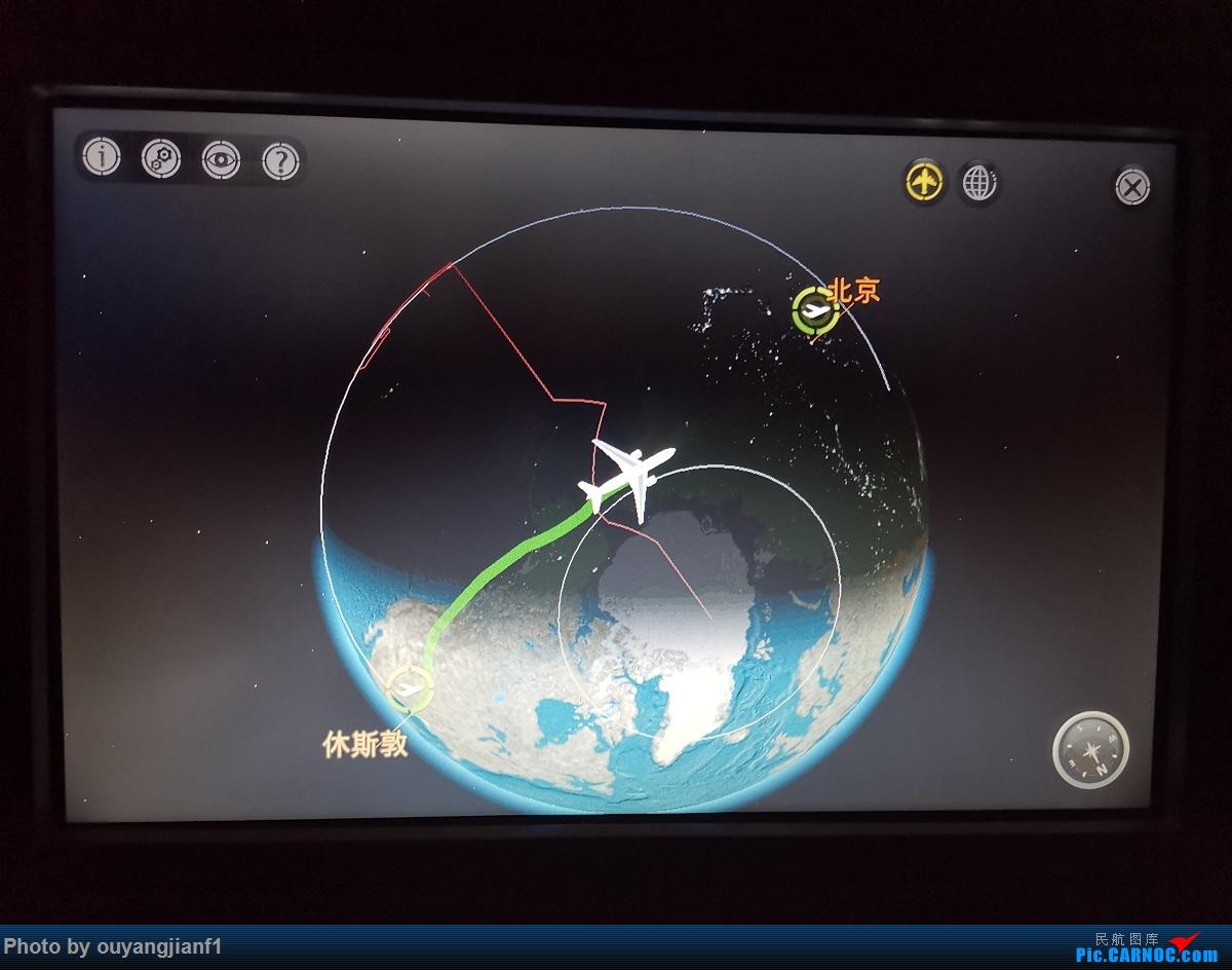 Re:[原创]终于有时间歇下来,可以总结一下2019年飞游记了,第五段,最疯狂的飞行,十二天内十二飞,五万公里穿越亚、欧、美,去往地球另一端拉美世界的第二次环球飞行! BOEING 777-300ER B-2039 空中