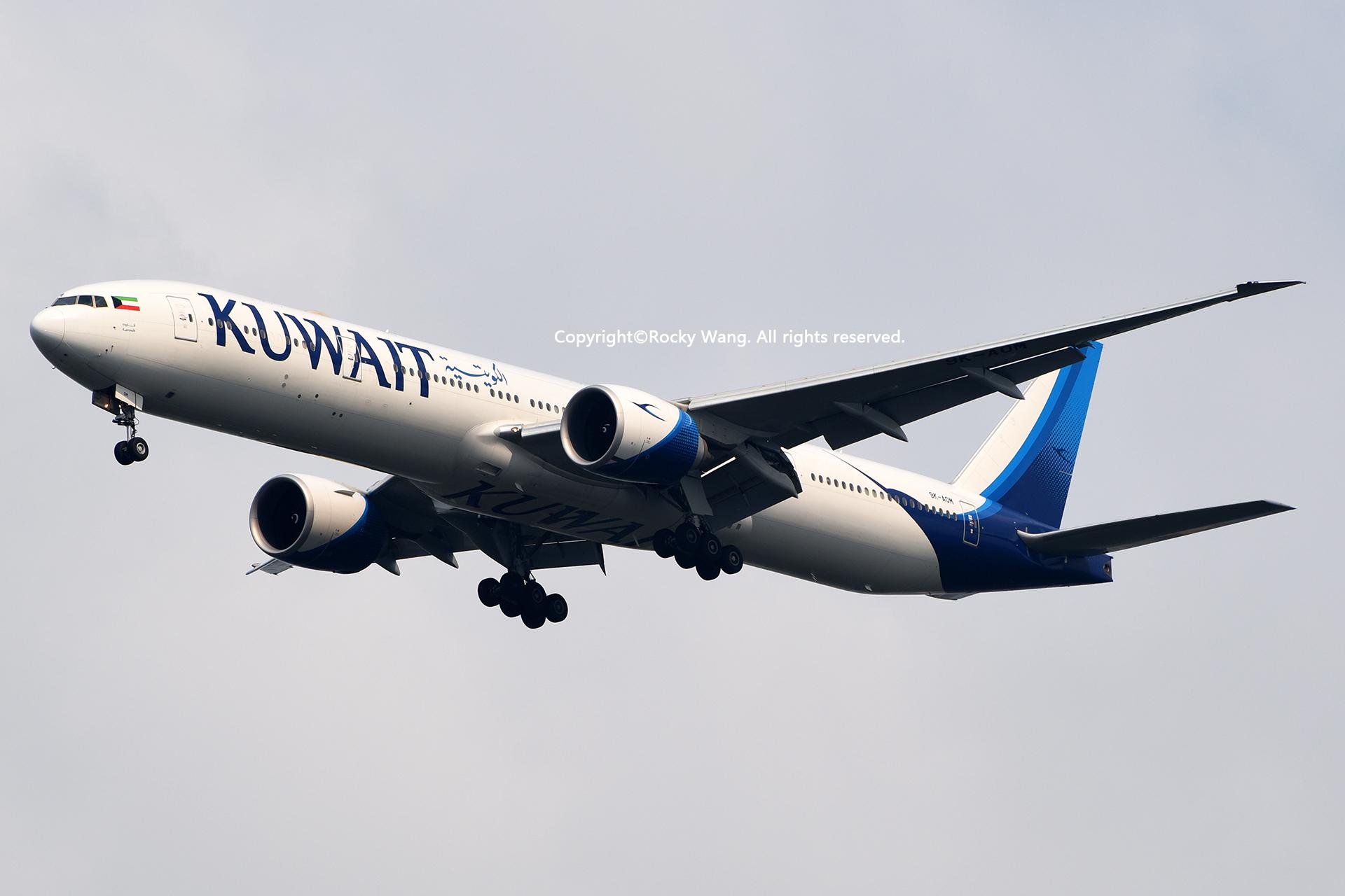 Re:[原创]居家了 批量处理老图 倾情奉献52家777 BOEING 777-369ER 9K-AOM Bangkok Suvarnabhumi Int'l